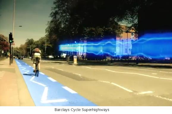 Barclays Cycle SuperVias, Londres